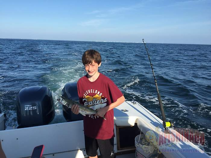 family fun out of rudee inlet fishing report